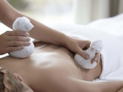 Massage spa ultra-relaxant visage et corps avec les produits Phytomer